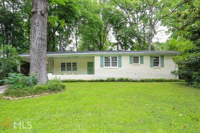 Decatur Single Family Home For Sale: 582 Densley Dr