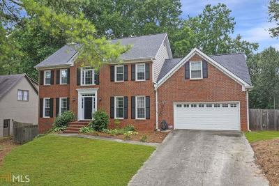 Roswell Single Family Home For Sale: 2060 Bridle Ridge Trce
