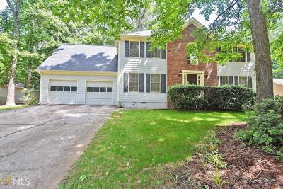 Marietta Single Family Home New: 1551 N Milford Creek