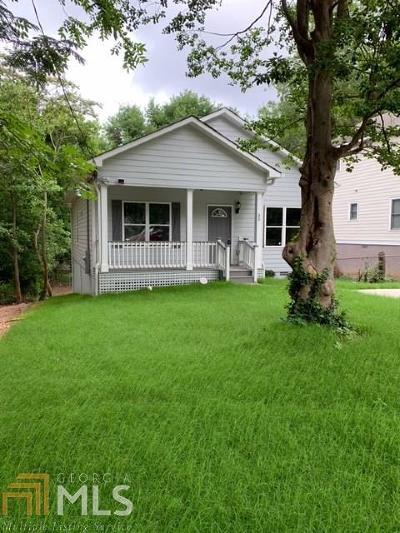 Atlanta Single Family Home New: 35 Moury