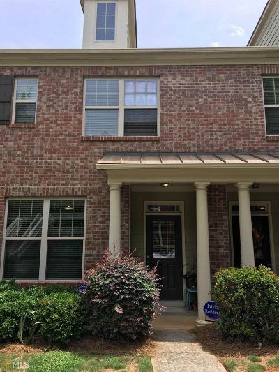 Suwanee Condo/Townhouse Under Contract: 820 Riverdance