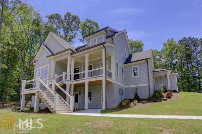 Newnan Single Family Home For Sale: 107 Belle Maison Dr #9