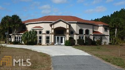 White Oak Single Family Home For Sale: 411 Waverly Ln