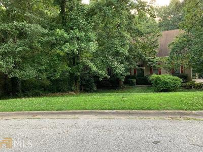 Snellville Single Family Home For Sale: 4635 Riversound Dr