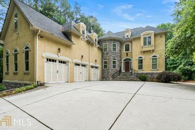 Newnan Single Family Home For Sale: 25 Trellis Trce