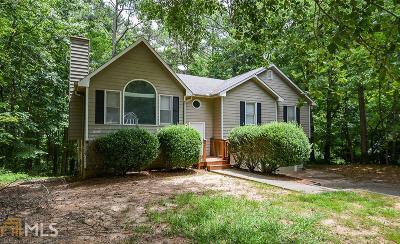 Douglasville Single Family Home New: 96 Oak Landing Cir