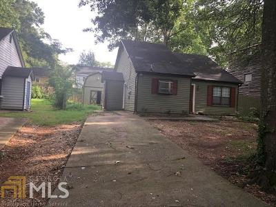 Hapeville Single Family Home For Sale: 408 Birch St