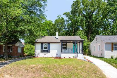 Mozley Park Single Family Home For Sale: 1673 Browning St