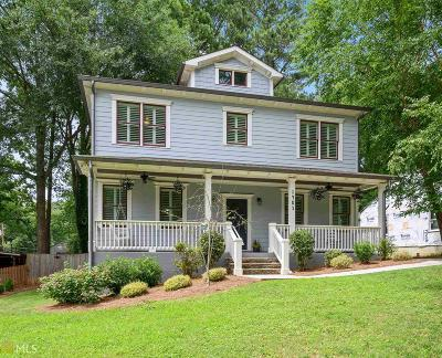 Decatur Single Family Home For Sale: 1403 Oldfield Rd