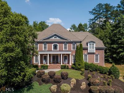 Alpharetta Single Family Home For Sale: 12985 Harrington Dr