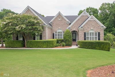 Fayetteville Single Family Home For Sale: 100 Alexander Ware Pl