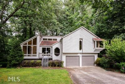 Kennesaw Single Family Home Under Contract: 331 Hoofbeat Trl