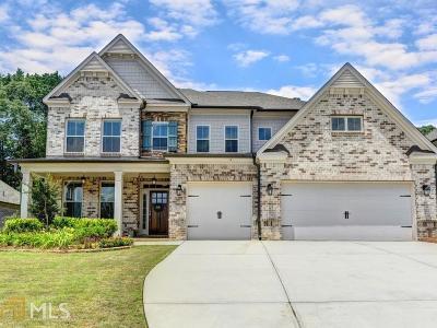 Suwanee Single Family Home For Sale: 4261 Woodward Walk Ln