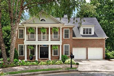 Roswell Single Family Home For Sale: 1620 Heritage Trl