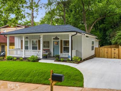 Chosewood Park Single Family Home For Sale: 1392 Miller Reed