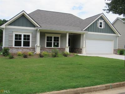 Griffin Single Family Home For Sale: 225 Patriots Way