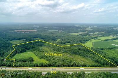 Franklin County Commercial For Sale: Interstate 85