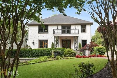 Piedmont Heights Single Family Home For Sale: 571 Pelham Rd
