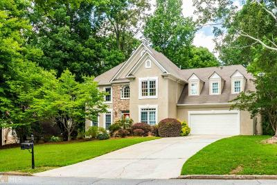 Stone Mountain Single Family Home For Sale: 7430 Waters Edge