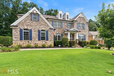 Kennesaw Single Family Home For Sale: 3910 Nemours Trl