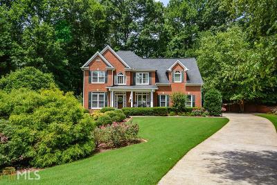 Woodstock Single Family Home For Sale: 320 Oak Meadow Dr