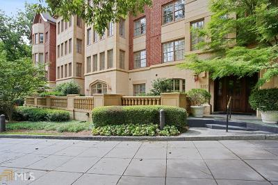 Druid Hills Condo/Townhouse For Sale: 1717 N Decatur Rd #312