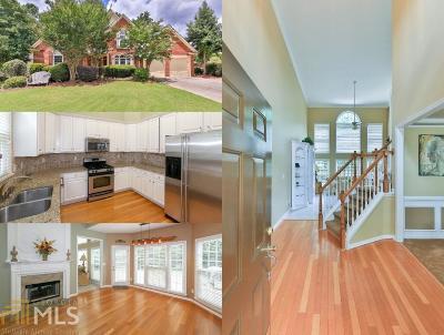 Alpharetta Single Family Home For Sale: 1205 Rosewood Dr