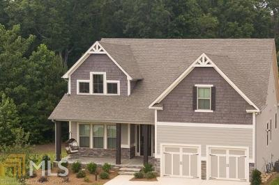 Dawsonville Single Family Home For Sale: 39 Bridgewater Ct