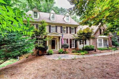 Sandy Springs Single Family Home For Sale: 350 Cannady Ct