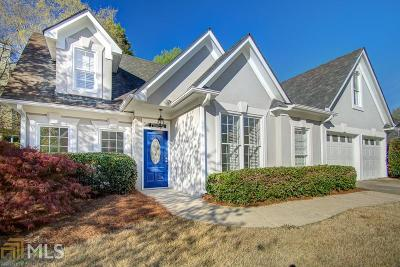 Alpharetta Single Family Home For Sale: 10270 Medridge Cir