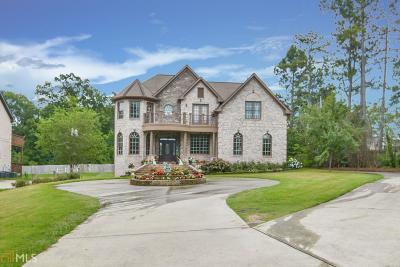 Lawrenceville Single Family Home For Sale: 451 Saddle Ridge