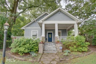 Single Family Home For Sale: 1736 Thompson Ave