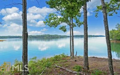 Hartwell Residential Lots & Land For Sale: Yacht Club Pt #Lot 4