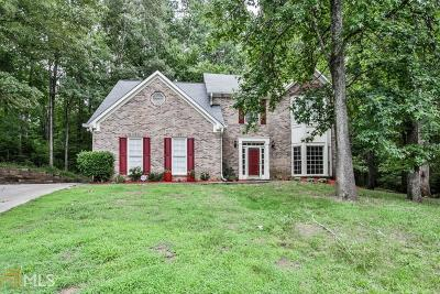 Stone Mountain Single Family Home For Sale: 7617 Watson Kaye
