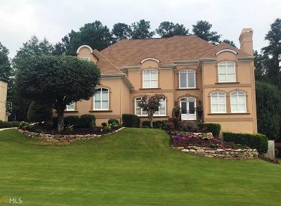 Johns Creek Single Family Home For Sale: 4040 Falls Ridge Dr