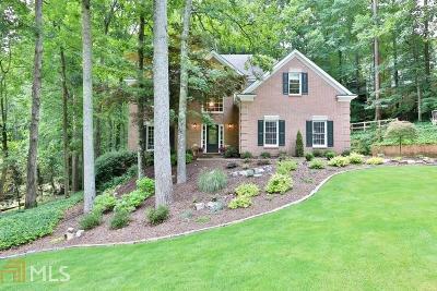 Acworth Single Family Home For Sale: 5372 Thornapple Ln
