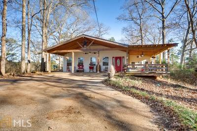 Powder Springs Single Family Home For Sale: 6051 Burnt Hickory Trl