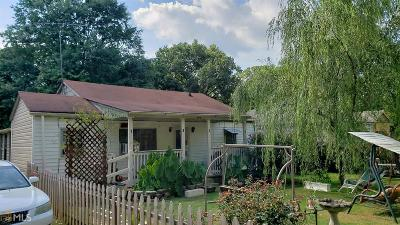 Griffin Single Family Home For Sale: 1815 Old Atlanta Rd