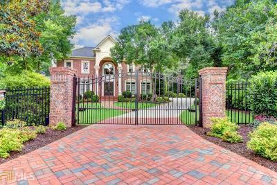 Alpharetta Single Family Home For Sale: 620 Elizabeth Oak Ct