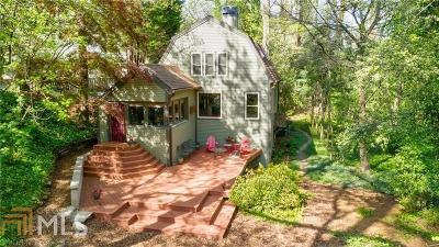 Ansley Park Single Family Home For Sale: 201 Peachtree Cir