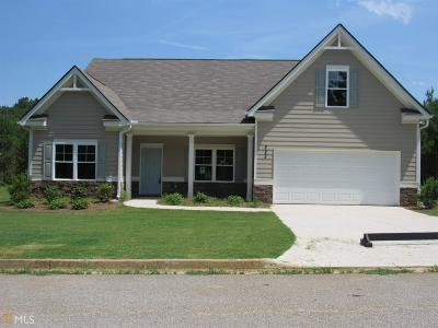 Griffin Single Family Home For Sale: 223 Patriots Way