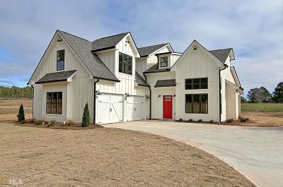 Senoia Single Family Home For Sale: 125 Norton Rd #Parcel 5