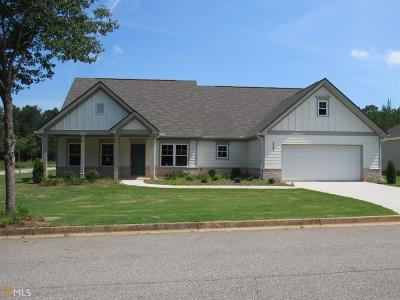 Griffin Single Family Home For Sale: 227 Patriots Way