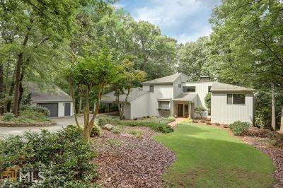 Sandy Springs Single Family Home For Sale: 1650 Chevron Way