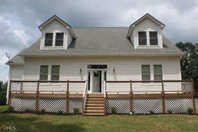 Barnesville Single Family Home For Sale: 114 Mott Rd
