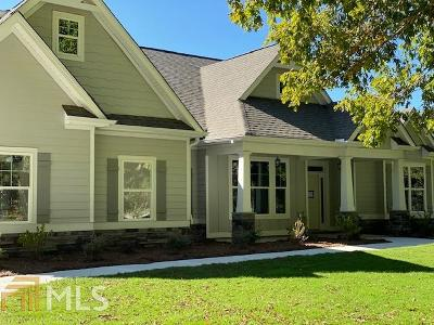 Griffin Single Family Home For Sale: 30 Oak Grove Trl