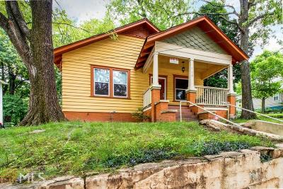 Peoplestown Single Family Home For Sale: 958 Crew St