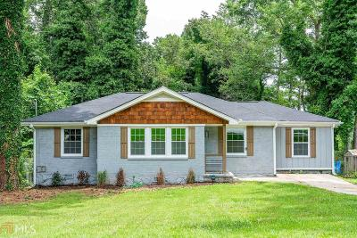 Decatur Single Family Home For Sale: 2130 Seavey Dr