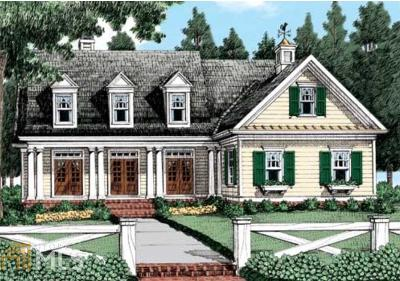 Milledgeville Single Family Home For Sale: 140 Newport Rd #Lot 6
