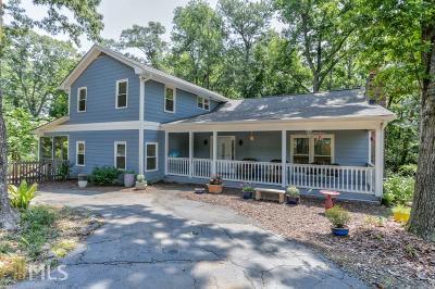 Tucker Single Family Home For Sale: 4204 N Park Dr